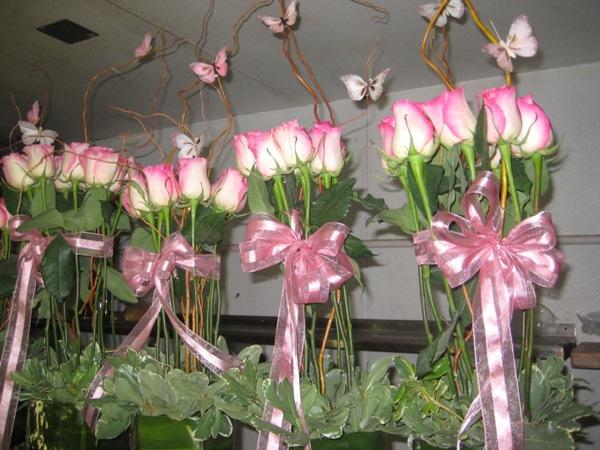 Arreglos florales | centros de mesa | decoración de
